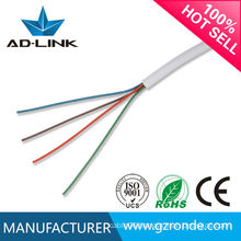 Rj45 Telephone Coiled Cable 100m