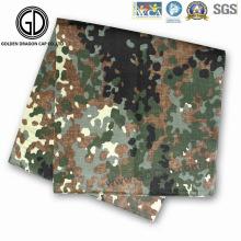 Custom Microfiber Cotton Polyester Multi Green Camo Bandana