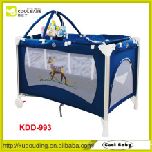 EN1888 high quality frame china folding baby playpen
