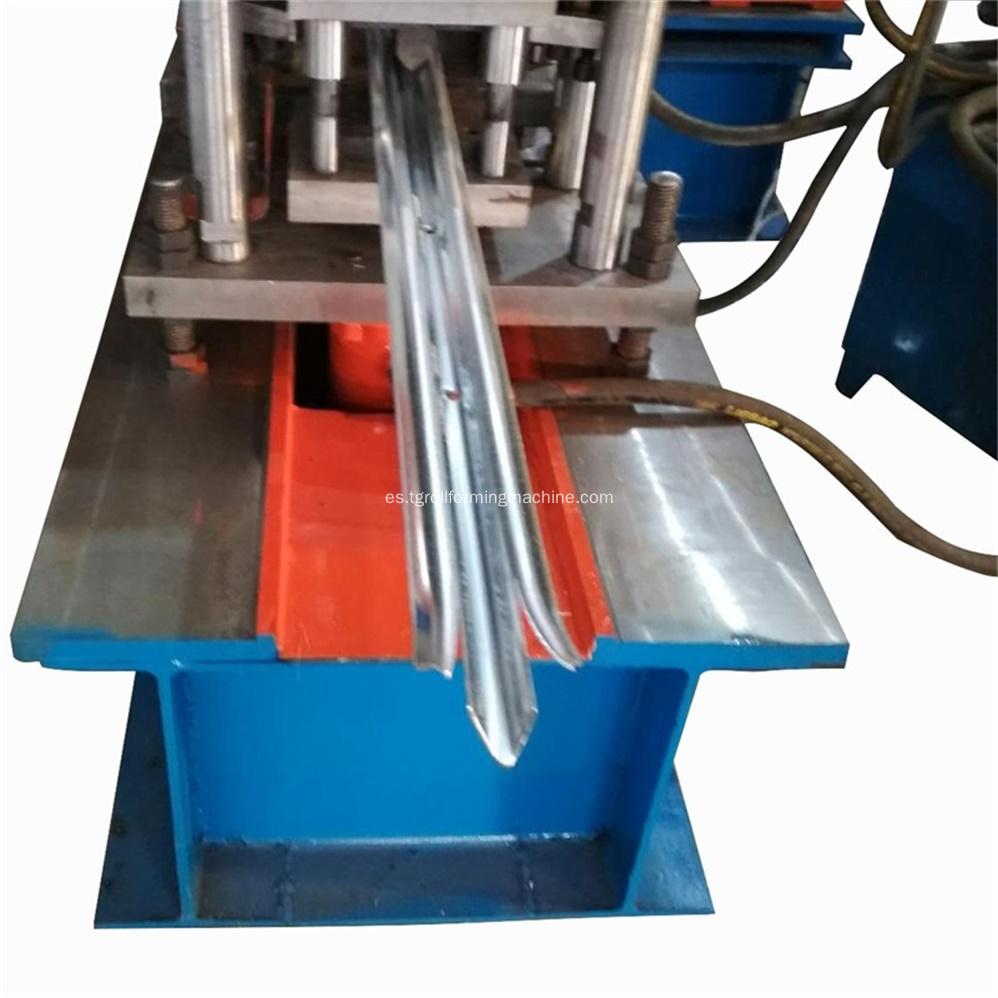 Palisade Fence Post Roll Forming Machine