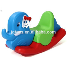 2016 new item hot sale for kids indoor double color rocking animal