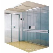 Fujizy Car Decoation del ascensor del hospital Fjy8000-1