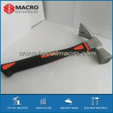high tough carbon steel bevel V mouth claw hammer