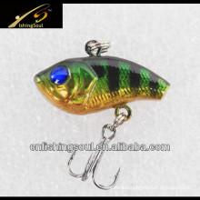VBL024 2.5cm, 1.5g, Hard Plastic Baits Fishing Vibration Lure