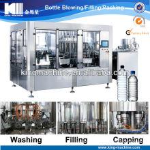 Ligne d'emballage et de conditionnement de l'eau de santé