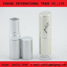 custom aluminium lipstick tube packaging design