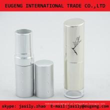Personalizado de alumínio batom tubo embalagem design