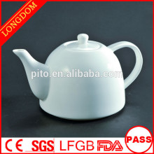 2014 hot sale modern style porcelain coffee pot teapot