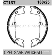 for Cadillac vauxhall Opel SAAB GS8223 1605 686 brake shoe relining