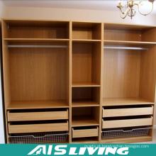 Armário funcional do Wardrobe da grão de madeira (AIS-W365)