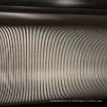 316 maille de fil d'acier inoxydable de l'armure néerlandaise de 1 micron 316 avec le filtrage élevé de Precison