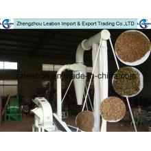 Lbf tipo combinado triturador de madeira e moinho de martelo usado para vários materiais