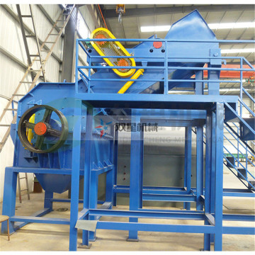Scrap Steel Crusher Equipment Machine en vente