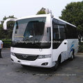 26 Seats Passenger Bus with Yuchai Engine for Sale