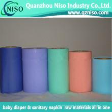 SGS Certification High Quality Stretch Plastic Film for Sanitary Napkin Backsheet