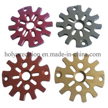 Precio competitivo CNC mecanizado aluminio piezas mecánicas