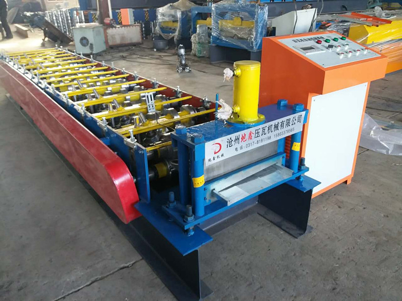 Metal Siding Panels Forming Machine