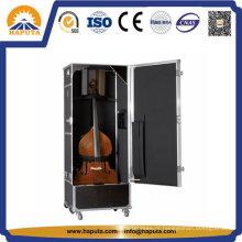 Nova caixa de violoncelo, caso do voo, Rack caso de alumínio, caso de violino