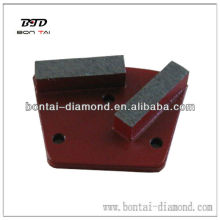 Bontai Metal-Bond Diamond Tooling