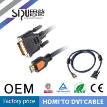 SIPU 15 pin dvi to micro hdmi cable /mipi board