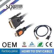 SIPU 15 pin dvi to micro hdmi cable /mipi board
