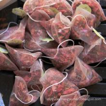 jinhua flower tea benefits and purple flower tea