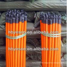 factory direct sale wooden broom handle/broom stick/ mop handle