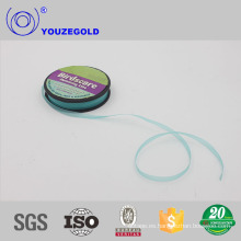 cinta adhesiva de doble cara a prueba de agua con el sistema de reciclaje