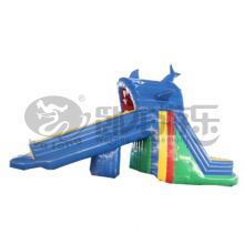popular water slide, attachable pool water slide