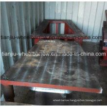 Sri Lanka Wheelbarrow Tray Moudle Wb3800