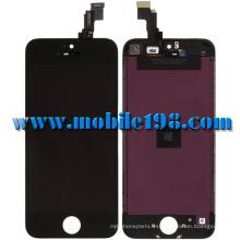 Pantalla LCD de piezas de teléfonos móviles para iPhone 5s