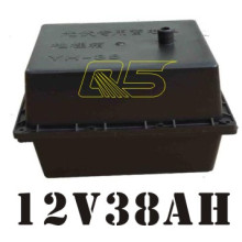 38A Solar Battery Ground Box Underground Solar Waterproof Battery Box