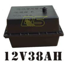 38A Bateria Solar Caixa de terra Caixa de bateria solar impermeável subterrânea