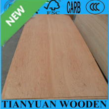 12mm Keruing Commercial Plywood for Furniture Packaging Grade