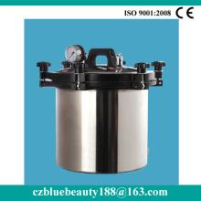 heatingl 型ポータブル ミニ蒸気滅菌器