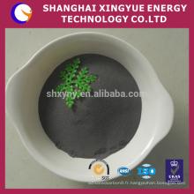 Prix noir de poudre de carbure de silicium pour le matériel en céramique
