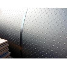 Stocks de plaques en acier inoxydable