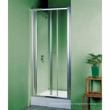Cabina de ducha Bifold 900 * 1850 mm Ws-B090