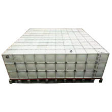Tanque de água do controle de fogo do tanque de água da fibra de vidro SMC