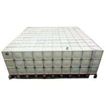 Réservoir d'eau de contrôle d'incendie de réservoir d'eau de fibre de verre SMC