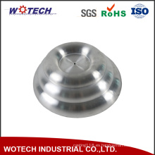 Sombra de lámpara de múltiples capas del metal de aluminio que hace girar
