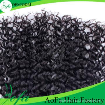 Wholesale 100%Unprocessed Virgin Hair Human Remy Hair Weft