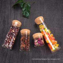 Glass Jar Food Jar Kitchenware Glass Storage Jar with Hermetic Seal