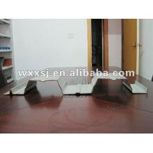 Aberto-digitado em piso de aço galvanizado decking do painel