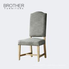 Le plus populaire cadre en bois de style touffetage salle à manger chaises