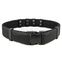 Military Police Duty Belt Nylon ISO Standard Jypd-Nl04