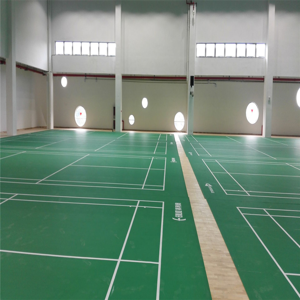 Badminton Court Floor3