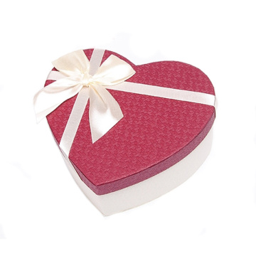 Bottom price for Fancy Heart Shaped Gift Box Fancy Paper Heart Shape Gift Box export to India Manufacturers