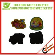 Logotipo da promoção personalizado imã