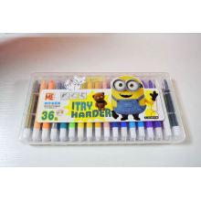 Kiddy forme princesse boîte en plastique crayon